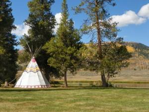 Camping at Flying Horse Ranch