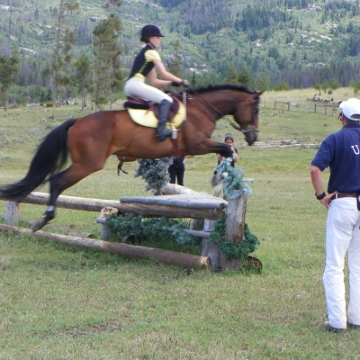 Daniel Stewart - Yampa Valley Pony Club Clinic