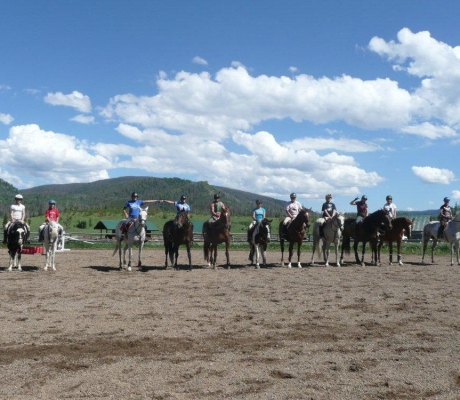 Grand Junction Pony Club at Flying Horse Ranch - Colorado