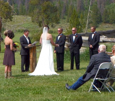 Plan Your Wedding at Flying Horse Ranch in Oak Creek, CO